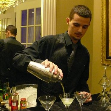 wedding open bar